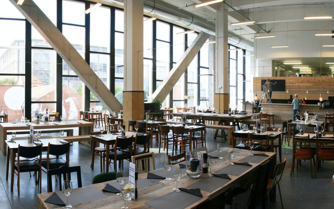 Refreshing a Restaurant Location AND Marketing Efforts